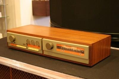 33 + 3 FM Tuner in Cabinet