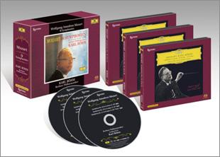 モーツァルト:後期交響曲集 ( 3枚組 )