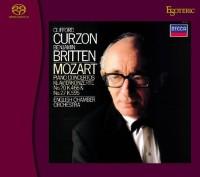 カーゾン/モーツァルト:ピアノ協奏曲 第20&27番