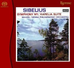 シベリウス 交響曲第1番&「カレリア」組曲