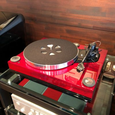 Xerxes 20 RPM+Sara ToneArm / Gloss Rosewood